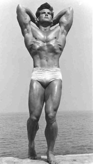 Steve Reeves Championship Workout