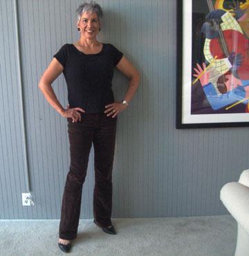 Patty Reyes Franklin, 10/6/06