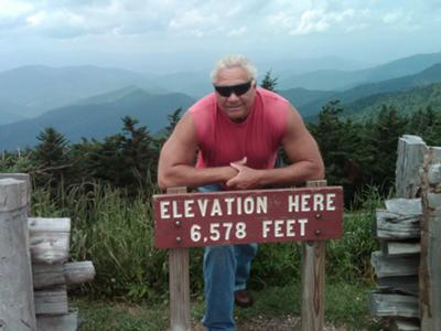 Mt. Mitchell, N.C./ JULY 2010