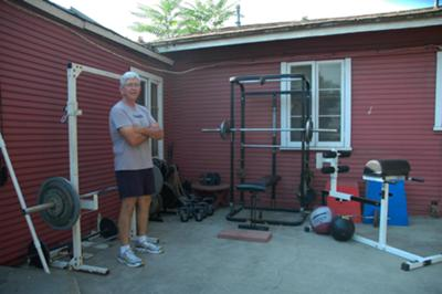 Terry Overstreet's Gym